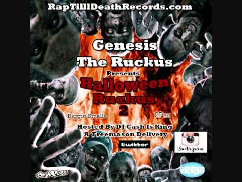 Mercy Freestyle Asher Roth, Rick Ross Diss By Genesis The Ruckus. Halloween Ruckus 2.