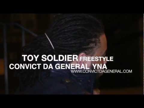 Convict Da General - Toy Soldiers (Freestyle) [Big Man On Campus] Music Video