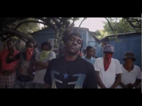 Pusha T - Blocka Ft. Popcaan and Travis Scott [Official Music Video]