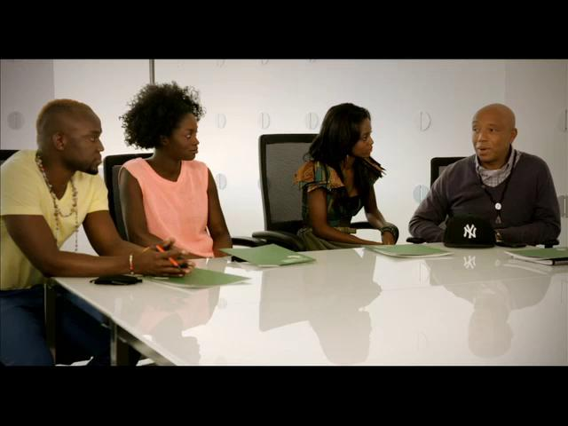 MTV Meets Season 2 - Russell Simmons