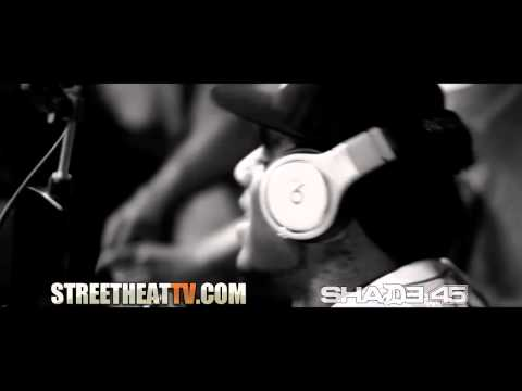 Problem - Talkin To Much (2013 In-Studio Music Video) at Shade45 with DJ Kay Slay
