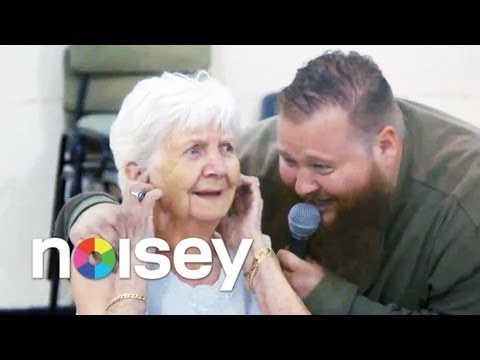 """LOL: Action Bronson Live From an Old Folks Home - """"Strictly 4 My Jeeps"""""""