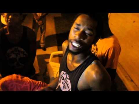 Kylledge (Da Goonie Gang) - Spazz (2013 Official Music Video) Dir By @ggridah18