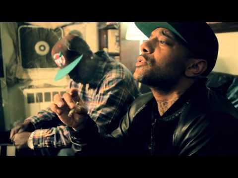 Prodigy & The Alchemist - Dough Pildin' [2013 Official Music Video]