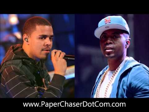 """J. Cole Ft. Nas - Let Nas Down """"Remix"""" (Made Nas Proud) 2013 New CDQ Dirty NO DJ"""
