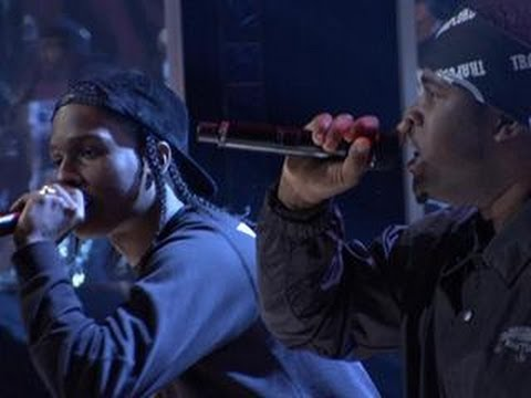 A$AP Ferg Performs 'Shabba' featuring A$AP Rocky On The Arsenio Hall Show