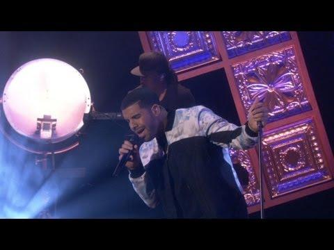 Drake Performs 'Hold On, We're Going Home' Ft. Majid Jordan On The Ellen DeGeneres Show