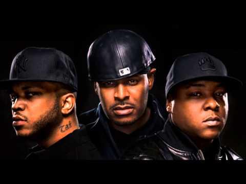 The Lox - Hood Cake (Pound Cake Freestyle) (2013 New CDQ Dirty NO DJ)