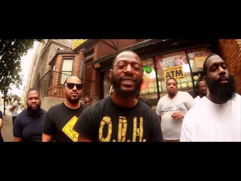 Ar-Ab ft. Dark Lo & Breeze Begetz - Stand Up Niggaz [2013 Official Music Video] Dir By @ARCHETTO