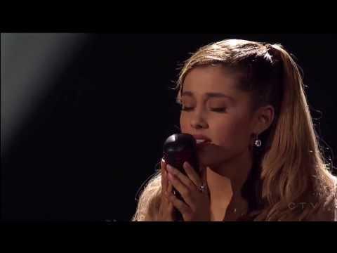 "Ariana Grande - Tattooed Heart (American Music Awards 2013) ""AMA"""
