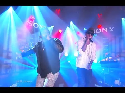 "Pusha T feat. Pharrell Williams Performs ""S.N.I.T.C.H."""