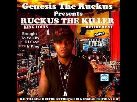 R .T. K  King Louis Story pt 2 Retirement 2014 full mixtape