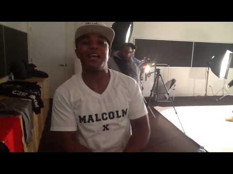 Blackzion Films (Malcolm X)Video Behind The Scene part 3