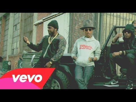 Future - Move That Dope ft. Pharrell Williams, Pusha T