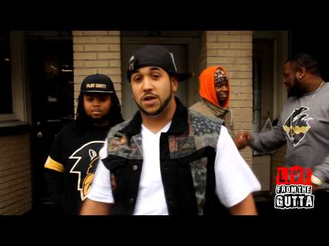JeanClaudeBMOC Ft Dinero - Live From The Gutta Cypher