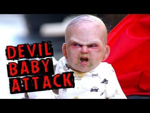 LMAO: Devil Baby Attack