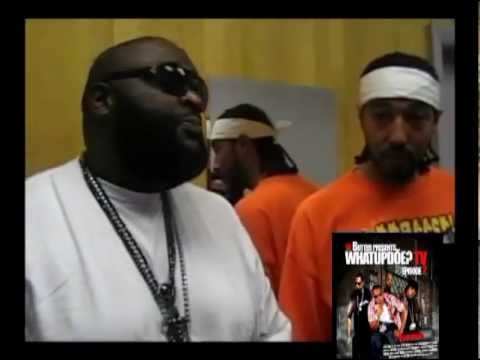 RICK ROSS talks about What's Beef what up doe tv dvd vol.2