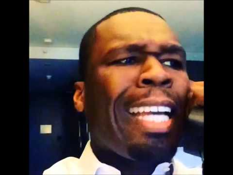 Hilarious: 50 Cent Talks To Floyd Mayweather Jr. About Nelly Stealing His Fiance Shantel Jackson