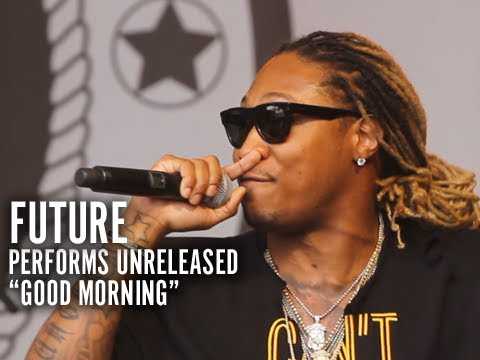 """Future Performs Unreleased Track """"Good Morning"""" at SXSW 