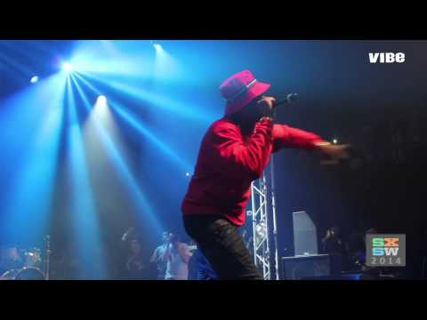 Nas Performs 'The World Is Yours' At SXSW