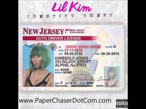 Lil Kim - Identity Theft (Nicki Minaj Diss) 2014 New CDQ Dirty NO DJ