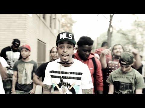Cory Gunz - Hot Nigga/Jackpot (Lloyd Banks/Bobby Shmurda Remix) 2014 Official Music Video