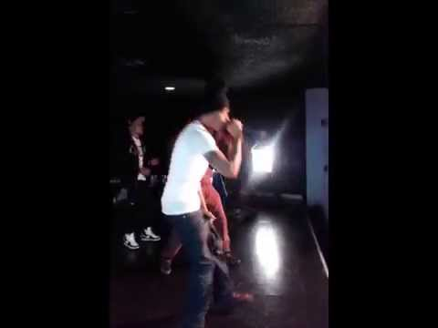 MUST SEE!!!! YMCMB CORY GUNZ & S 4 G PERFORM @CLUB1800PHILLY 2014