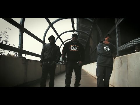 The Lox Ft. Tyler Woods - Horror (2014 Official Music Video) Dir. By @AllCitySmitty