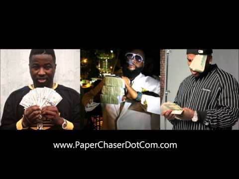 Troy Ave Ft Jeezy & Rick Ross - All About The Money (Remix) Prod. Roofeo (2015 New CDQ Dirty)