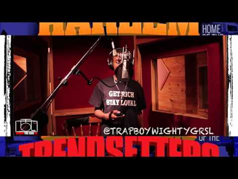Remo The Hitmaker, Nino, CashFlow, Dub Aura & Trapboy - Harlem Trendsetters (2015 Official Video)