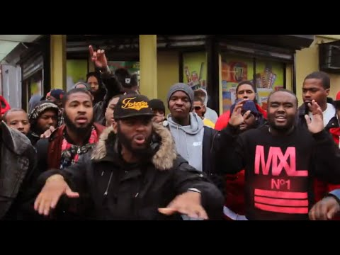 Neef Buck Ft. Quilly & Oschino - Scrappin The Pot (Remix) 2014 Official Music Video