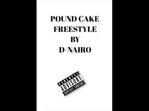 D-NAIRO POUND CAKE