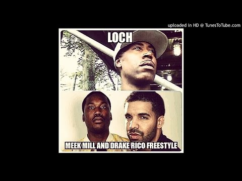Loch Meek Mill and Drake R.I.C.O. Freestyle
