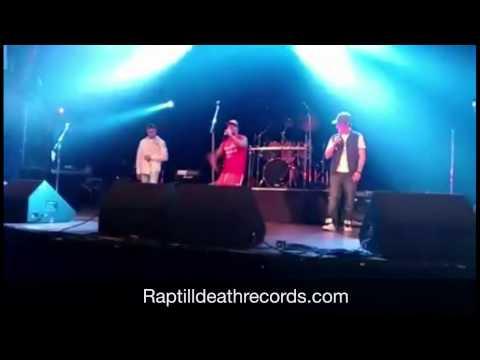 Team Ruckus @ The Opera House Rap Show 2015