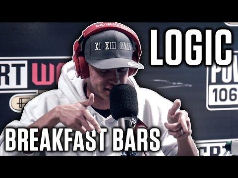 Logic - Breakfast Bars Freestyle On Power 106