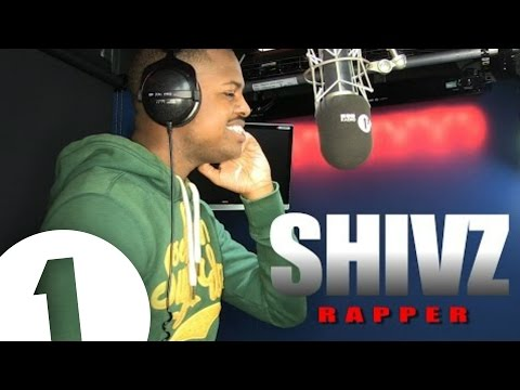 Shivz - Fire In The Booth