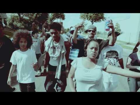 "North Side Hustlaz Clic ""My City"" Official Video Ft. Pooh D"
