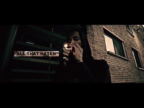 Lil Reese - All That Haten (Official Video) @AZaeProduction x @JerryPHD