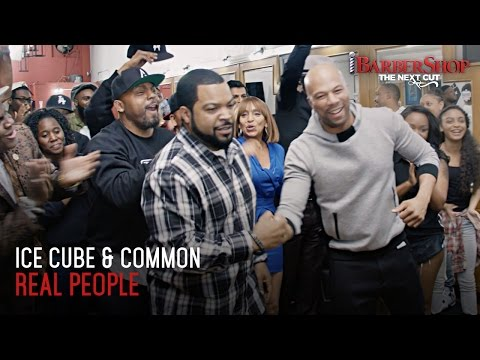 """Ice Cube & Common - """"Real People"""" 