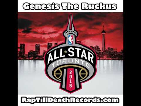 Ruckus - NBA All Star Weekend (Freestyle) Gunplay Diss