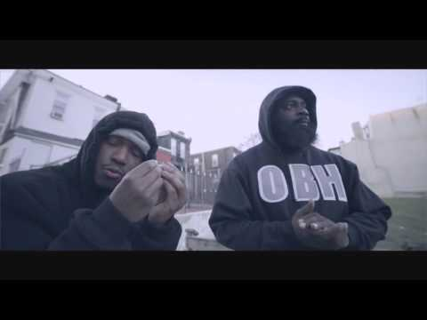 Rigz Ft. Dark Lo - Philly Streets (2016 Official Music Video) @Rigz585 @obhdarkLo (Prod Chup)