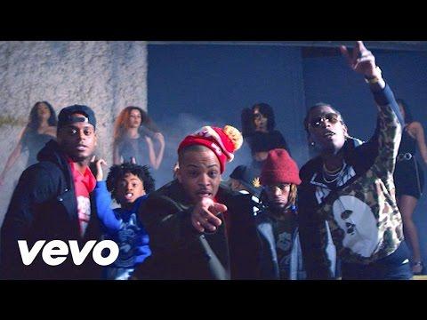 Bankroll Mafia - Out My Face (Official) ft. T.I., Shad Da God, Young Thug, London Jae