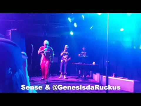 Rittz In Toronto Part 1 Open By Ruckus -  Sense - Auz - Fam1