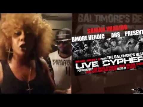 Baltimore's Best LIVE CYPHER Vol. 1 (Unedited Version)
