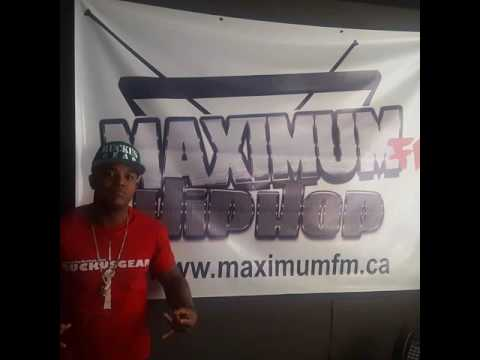 RUCKUS -  Maximum FM Hip Hop www.maximumfm.ca