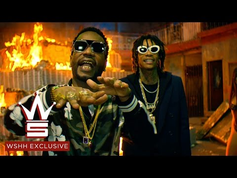 "Juicy J & Wiz Khalifa ""Cell Ready"" (Prod. by TM88) (Official Music Video)"