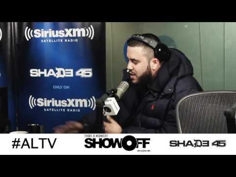 Your Old Droog Showoff Radio Freestyle w/ Statik Selektah Shade 45 ep. 03/23/17