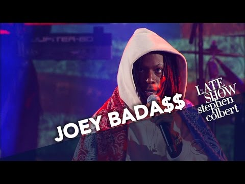 Joey Bada$$ Performs 'Land Of The Free'