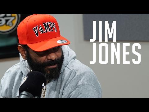 Jim Jones Freestyles on Flex   #Freestyle043
