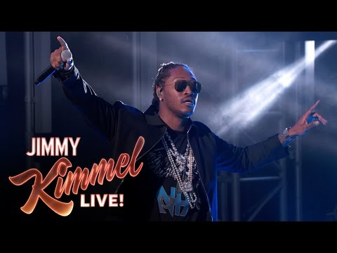 """Future Performs """"Used to This"""" On Jimmy Kimmel Live"""